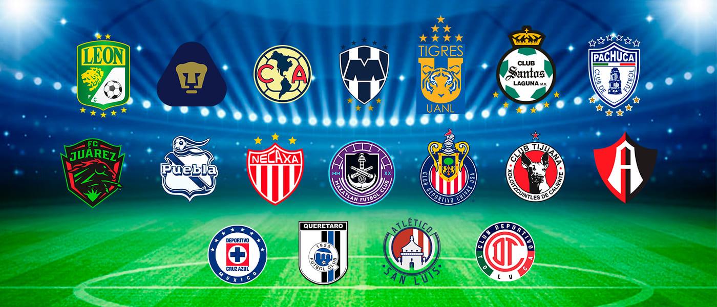 Apuestas en línea en la Liga MX