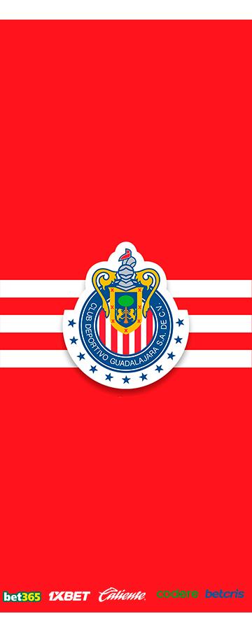 Realiza tus apuestas por el Club Chivas