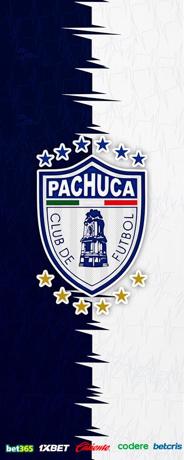 Apuesta por el Club de Fútbol Pachuca