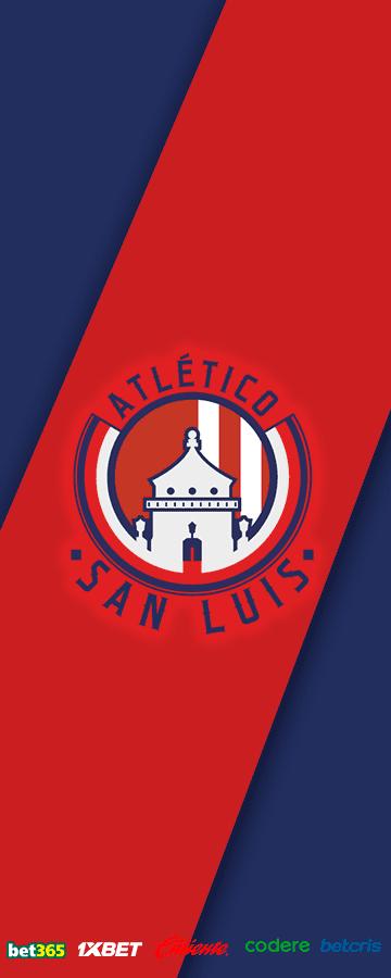 Apuesta por el Atlético San Luis