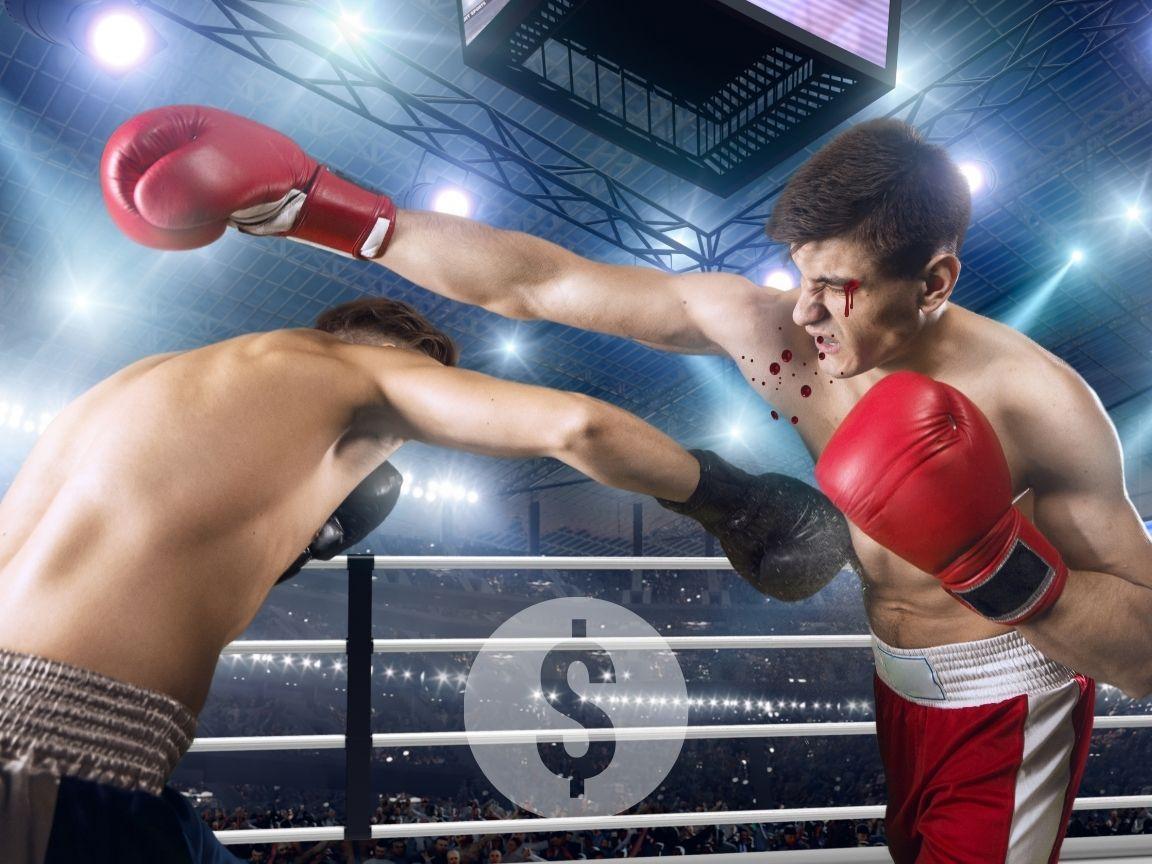 Apuestas de boxeo en línea