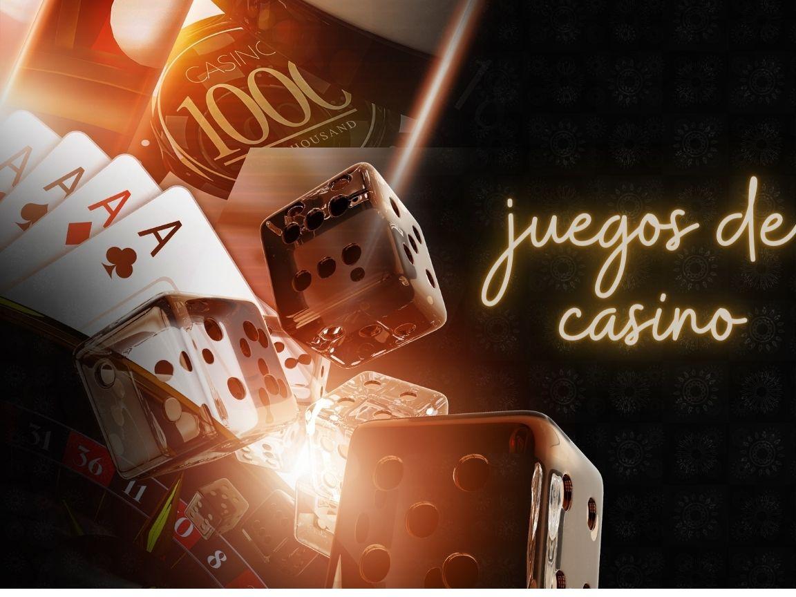 Juegos para apostar en un casino online