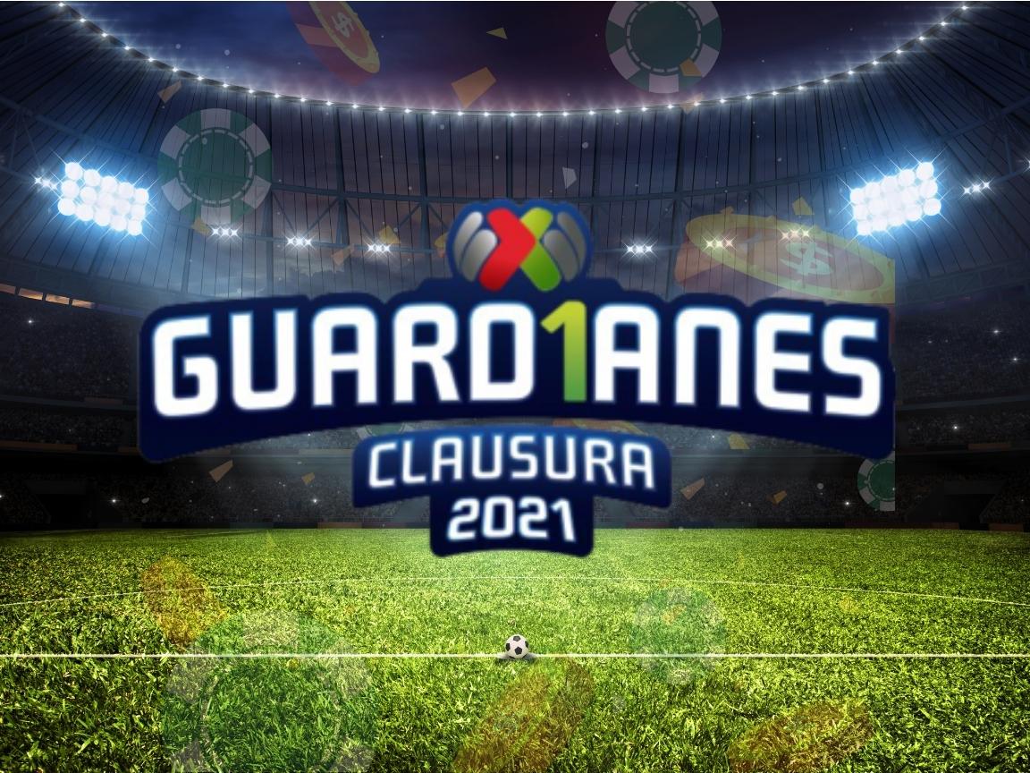 Apuestas Deportivas en México el Calendario de Guard1anes 2021 de la Liga MX