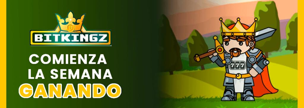 Bitkingz casino online en México
