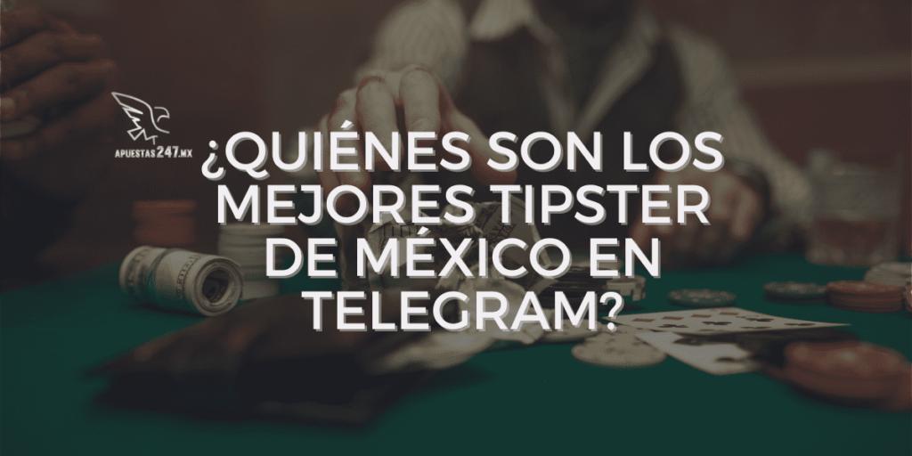 ¿Quiénes son los mejores tipsters de México en Telegram?